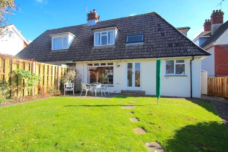 4 Bedrooms Semi Detached House for sale in The Broadway, Totland Bay