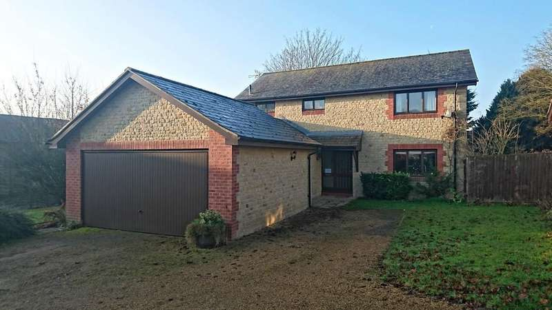 4 Bedrooms Detached House for sale in Mill Road, Whitfield