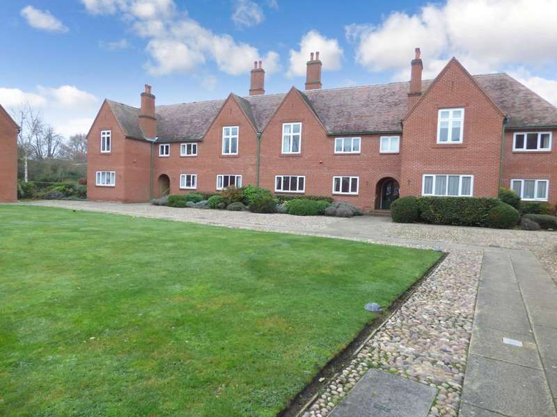 2 Bedrooms Ground Flat for sale in Avonbank Paddocks, Southern Lane, Stratford-Upon-Avon
