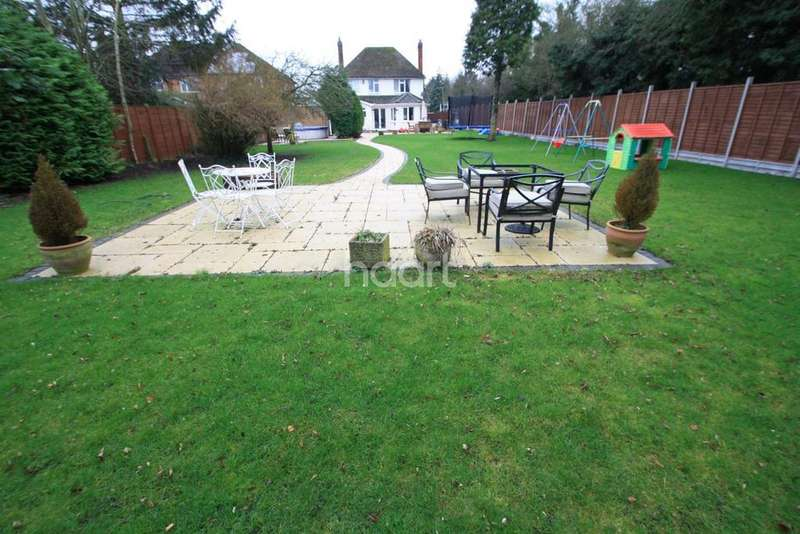 3 Bedrooms Detached House for sale in Winchester Road, Countesthorpe