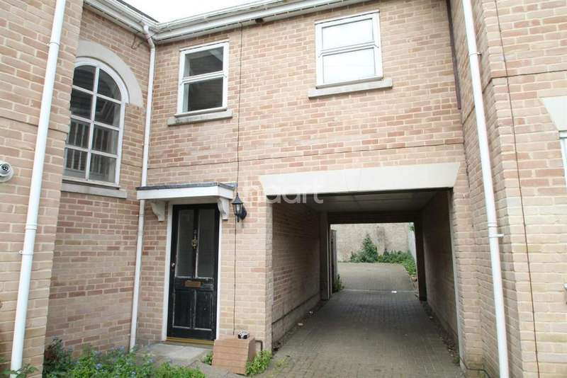 3 Bedrooms Terraced House for sale in IPSWICH, IP1