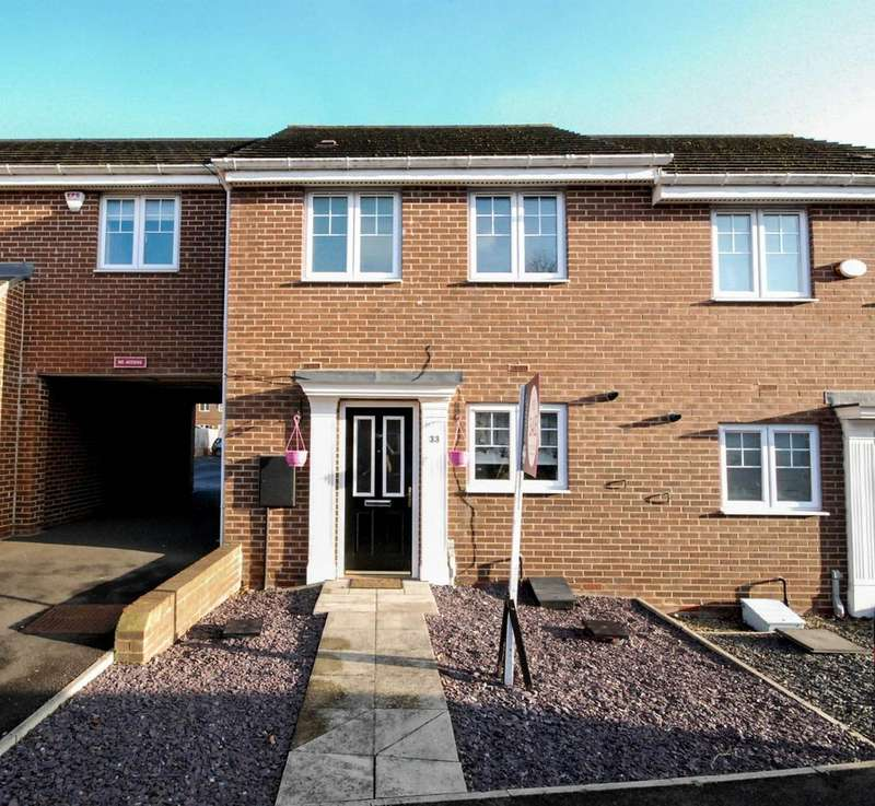 3 Bedrooms Terraced House for sale in Skendleby Drive, Kenton