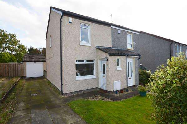 2 Bedrooms Semi-detached Villa House for sale in 37 Craigspark, Ardrossan, KA22 7PS