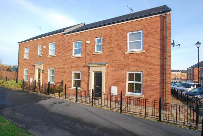 3 Bedrooms Semi Detached House for sale in Brass Thill Way, South Shields