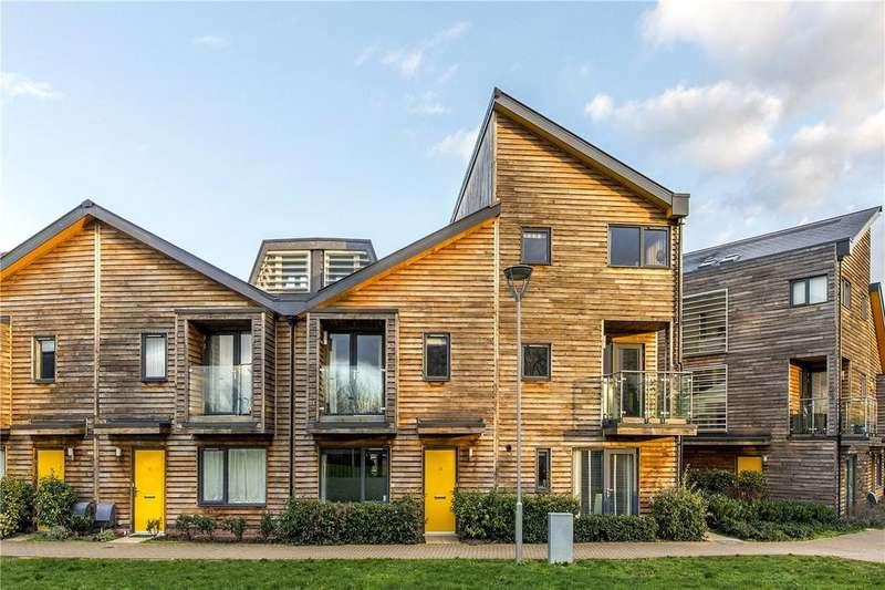 2 Bedrooms Terraced House for sale in Kerlin View, London, SW16