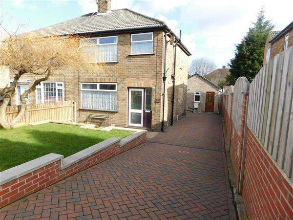3 Bedrooms Semi Detached House for sale in Birch Lane, Bradford