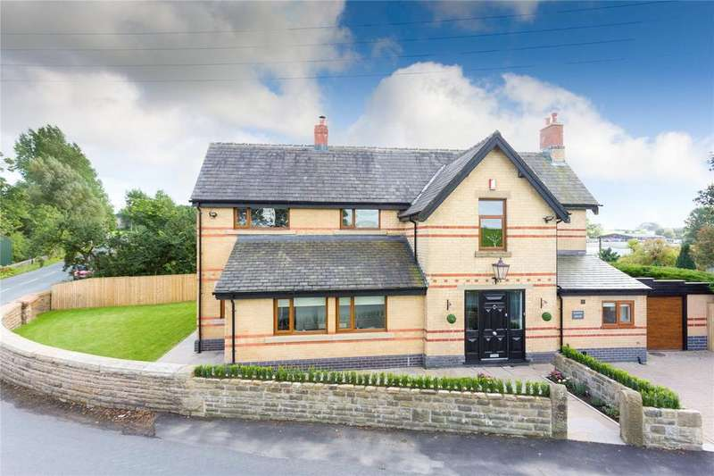 4 Bedrooms Unique Property for sale in Mill Lane, Gisburn, Clitheroe, Lancashire, BB7