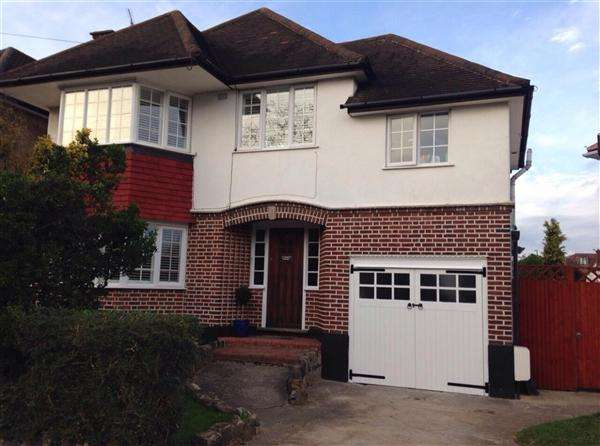 4 Bedrooms Semi Detached House for sale in Kinch Grove, Wembley