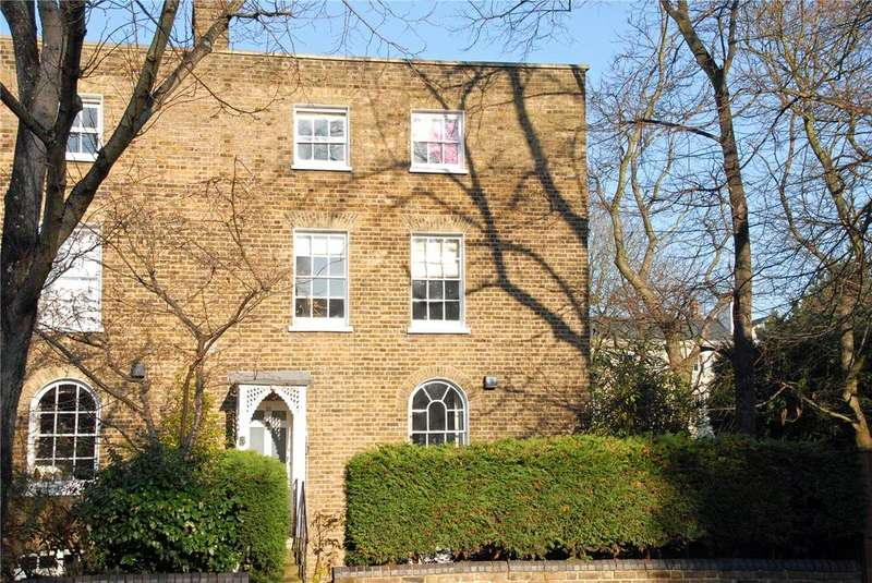 4 Bedrooms End Of Terrace House for sale in Blackheath Park, Blackheath, London, SE3