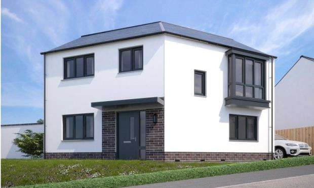 3 Bedrooms Detached House for sale in C30 Exton, Paignton, Devon