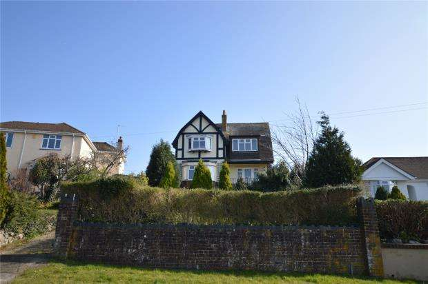 3 Bedrooms Detached House for sale in Buckland Brake, Newton Abbot, Devon