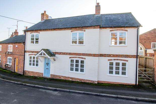 3 Bedrooms Cottage House for sale in Welford Road, South Kilworth, Lutterworth, LE17