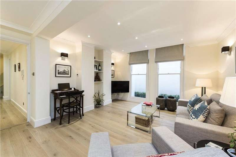 2 Bedrooms Flat for sale in Kings Mansions, Lawrence Street, Chelsea, London, SW3