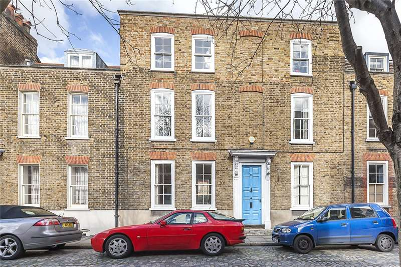 4 Bedrooms Terraced House for sale in Albury Street, London, SE8