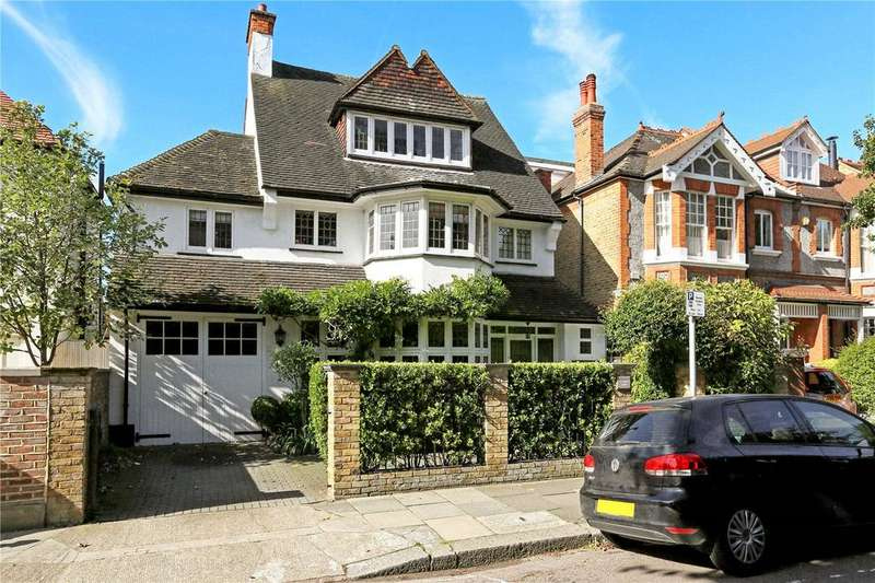 5 Bedrooms Detached House for sale in Kitson Road, Barnes, London, SW13