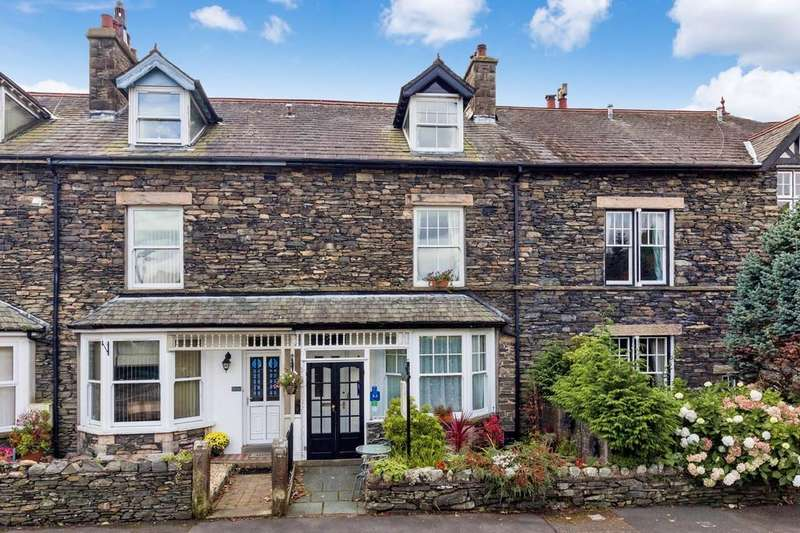 6 Bedrooms Terraced House for sale in Montfort Cottage, Princes Road, Windermere, Cumbria, LA23 2DD