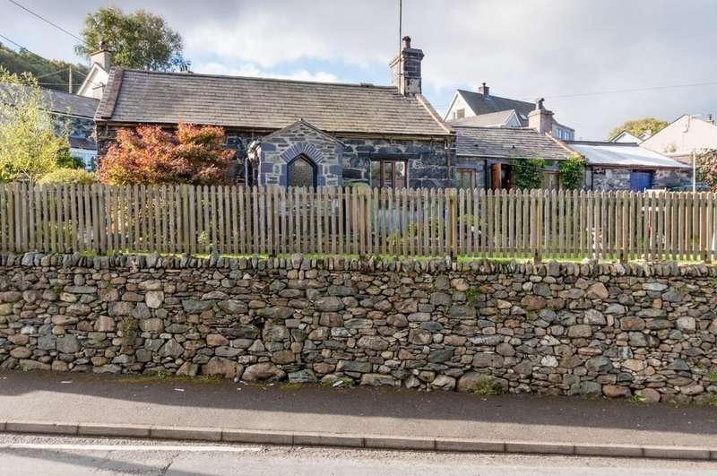 3 Bedrooms Cottage House for sale in Tregarth, Bangor, North Wales