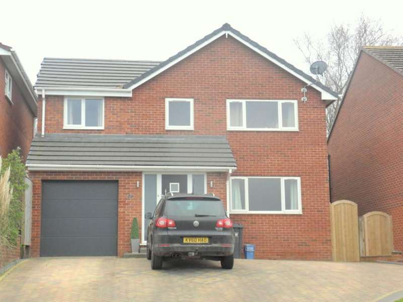 5 Bedrooms Detached House for sale in Maple Drive, Exmouth