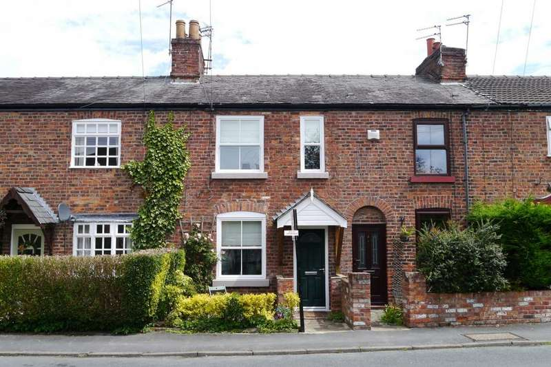 2 Bedrooms Terraced House for sale in Huxley Terrace, Brick Kiln Row, Bowdon