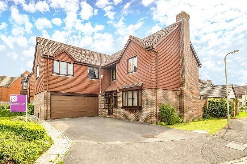 5 Bedrooms Detached House for sale in Rose Avenue, Abingdon, OX14