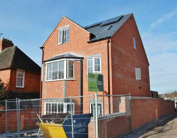5 Bedrooms Detached House for sale in Lancaster Road, RUGBY, Warwickshire