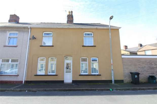 3 Bedrooms End Of Terrace House for sale in Dean Street, NEWPORT