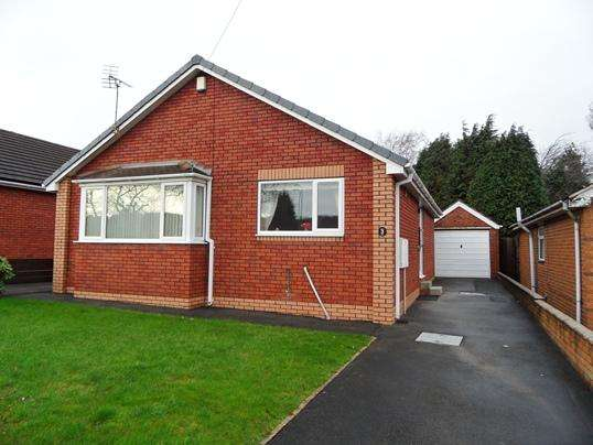 3 Bedrooms Bungalow for sale in 3 Station Road, Lundwood, Barnsley, S71 5LA