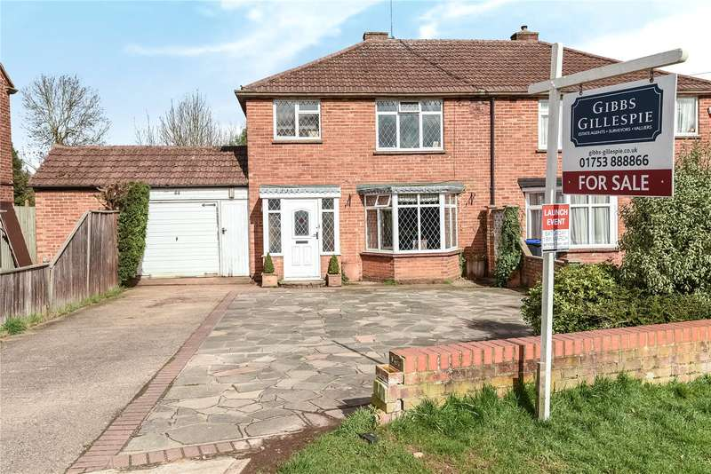 3 Bedrooms Semi Detached House for sale in Tilehouse Way, Denham, Buckinghamshire, UB9