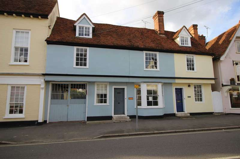6 Bedrooms Terraced House for sale in Church Street, Coggeshall