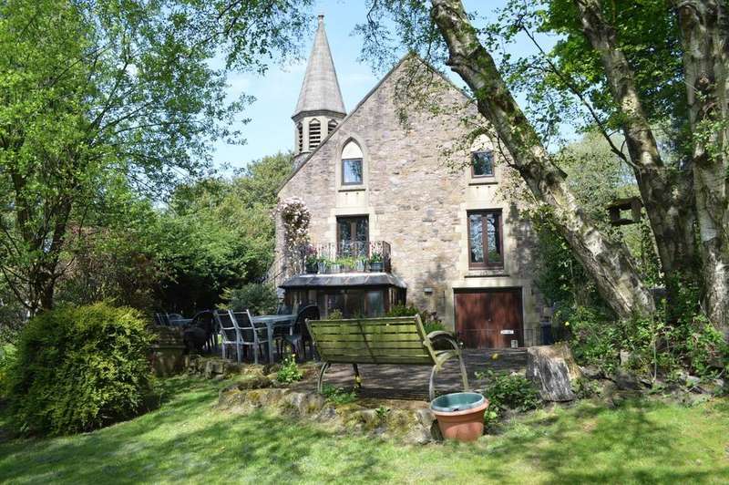4 Bedrooms Detached House for sale in Spire House, Whaley Bridge, High Peak