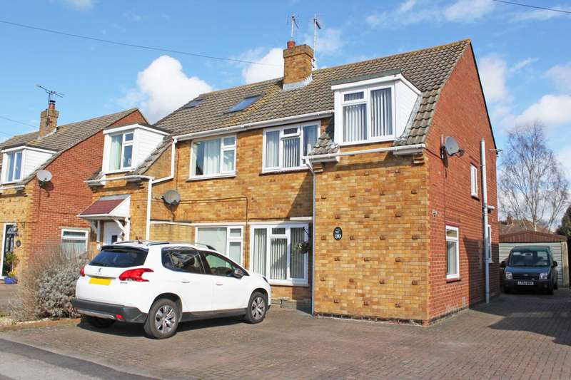 3 Bedrooms Semi Detached House for sale in Meadow Way, Didcot