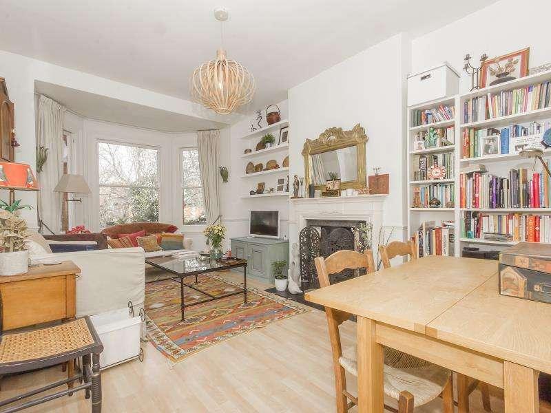 2 Bedrooms Flat for sale in Priory Road, N8