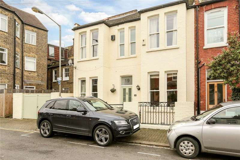 3 Bedrooms Unique Property for sale in Oakhill Place, Putney, London, SW15