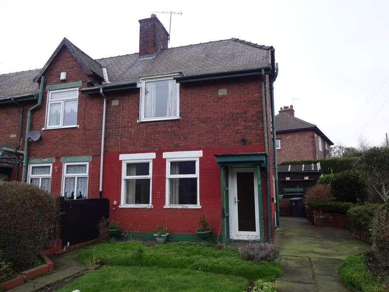 3 Bedrooms End Of Terrace House for sale in Dunmow Road, Firvale