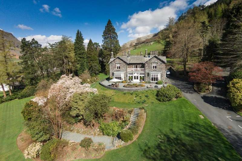 4 Bedrooms Manor House Character Property for sale in 1 Michael's Nook, Grasmere, LA22 9RZ