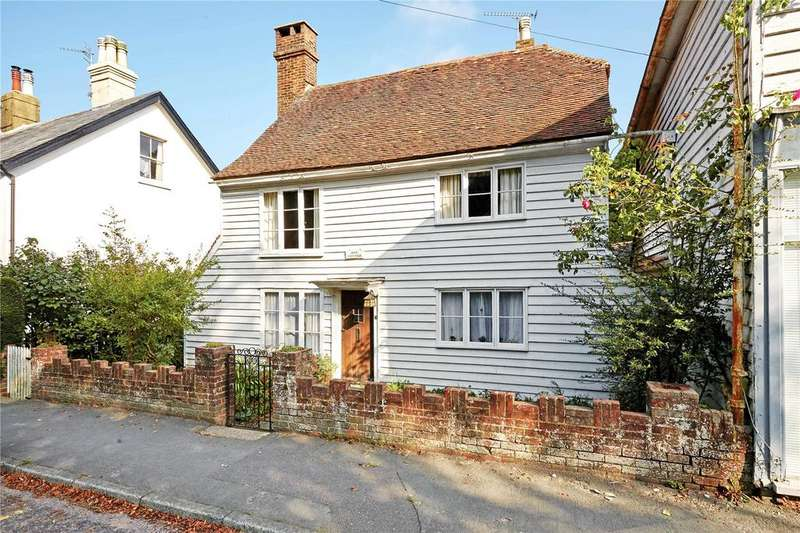 4 Bedrooms Detached House for sale in The Moor, Hawkhurst, Cranbrook, Kent, TN18