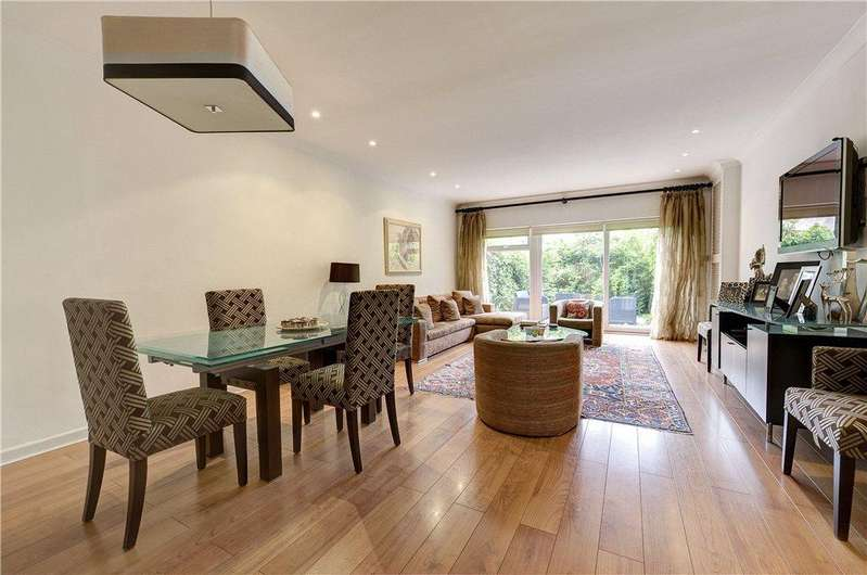 4 Bedrooms Terraced House for sale in Grove End Road, St John's Wood, London, NW8