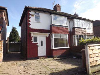 3 Bedrooms Semi Detached House for sale in Gowerdale Road, Brinnington, Stockport, Greater Manchester