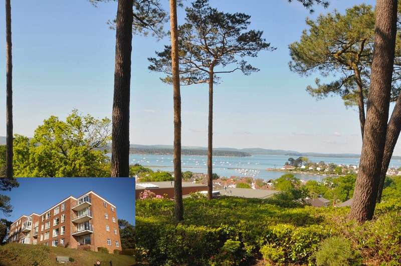 2 Bedrooms Apartment Flat for sale in Brownsea View Avenue, Lilliput, Poole