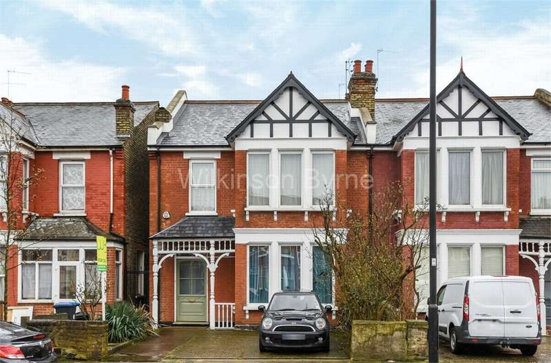 1 Bedroom Flat for sale in Brownlow Road, Bounds Green