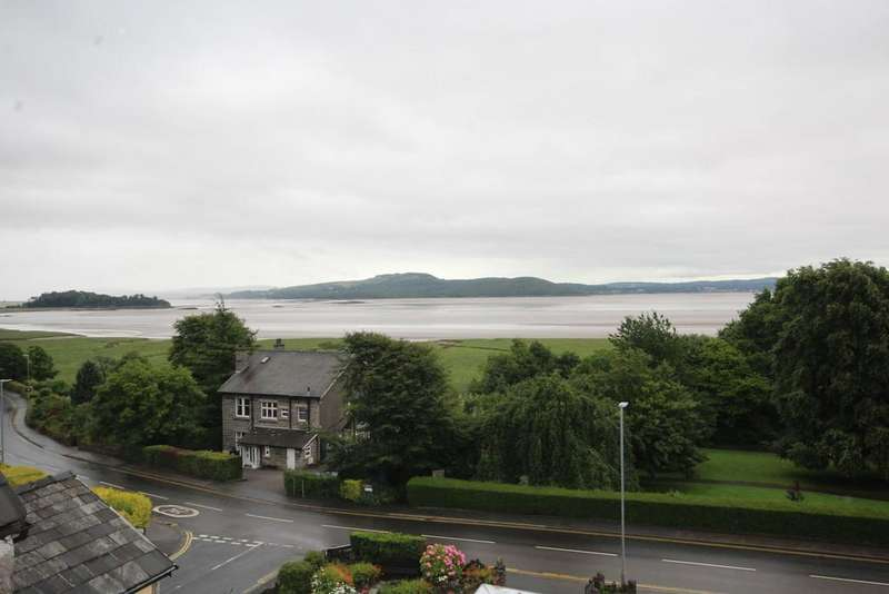 3 Bedrooms Apartment Flat for sale in 3 Devonshire Place, Kents Bank Road, Grange-Over-Sands