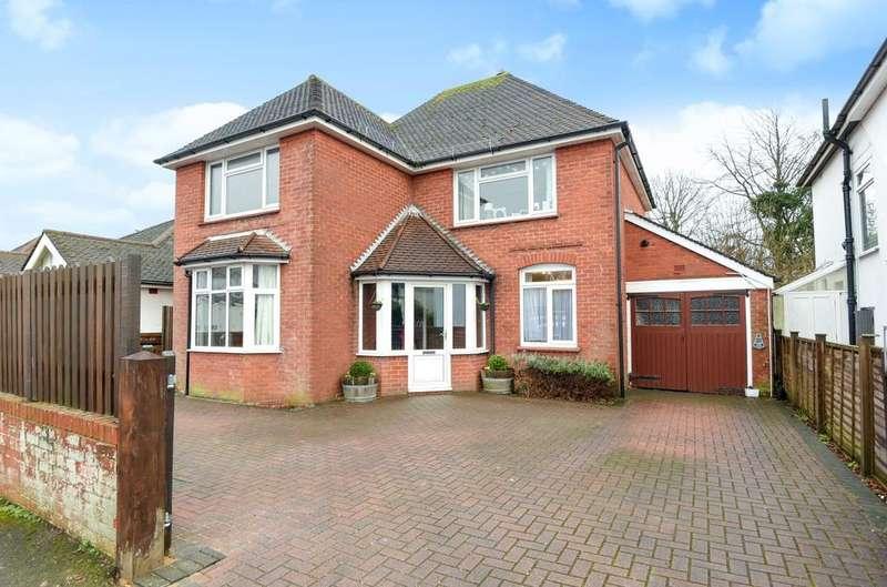 6 Bedrooms Detached House for sale in Hillsboro Road, Bognor Regis, PO21