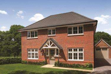 4 Bedrooms Detached House for sale in Sanderson Manor, Hauxton Meadows, Cambridgeshire