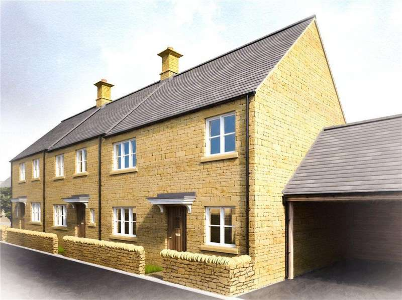 4 Bedrooms Residential Development Commercial for sale in Plot 13 Crossways, Union Street, Stow-On-The-Wold, GL54