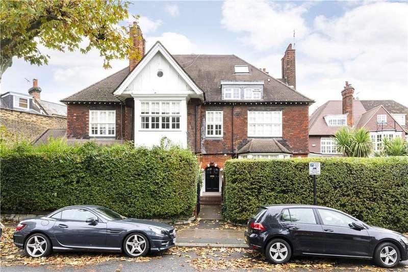 3 Bedrooms Flat for sale in Eton Avenue, Belsize Park, London, NW3
