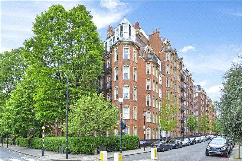 4 Bedrooms Flat for sale in Oakwood Court, London, W14