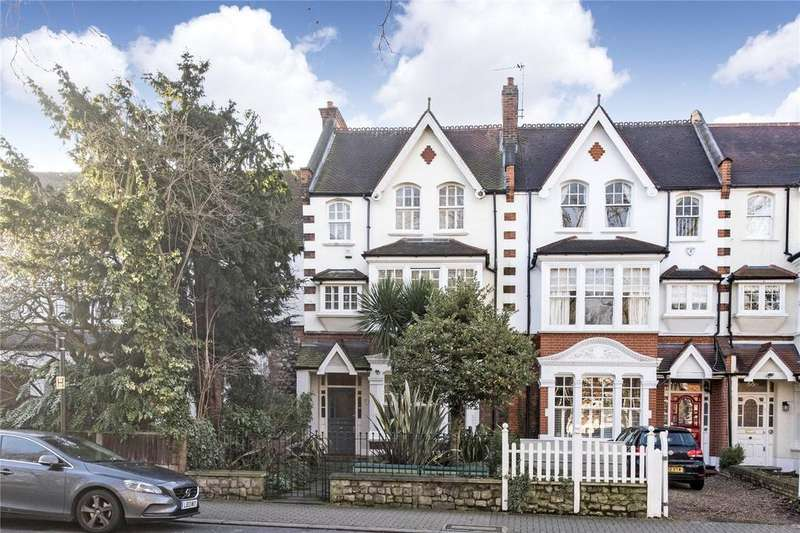 5 Bedrooms Terraced House for sale in Heathfield Road, Wandsworth, London, SW18