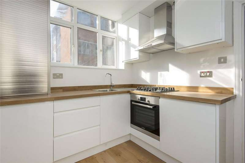 1 Bedroom Flat for sale in Classic Mansions, Well Street, London, E9