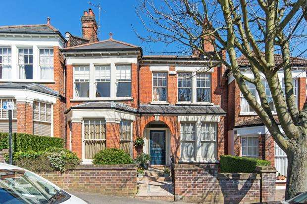 5 Bedrooms Terraced House for sale in Woodland Rise, Muswell Hill, London, N10
