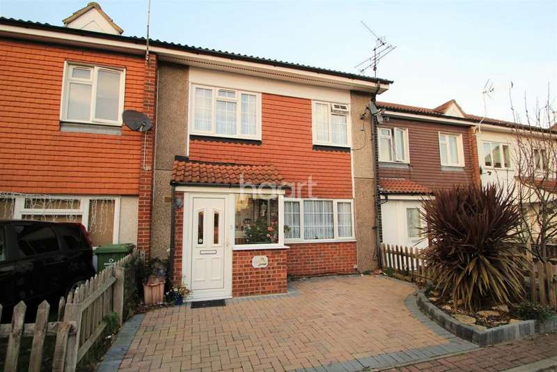 3 Bedrooms Terraced House for sale in Edinburgh Way, Pitsea